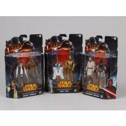 Star Wars akční figurky pro dva