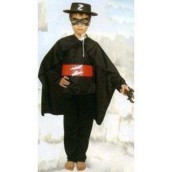 Dětský karnevalový kostým Zorro karnevalový kostým