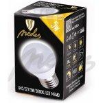 Nedes LED žárovka Malá baňka 5W E27 6000K Studená bílá 440lm