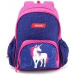 Target batoh Jednorožec růžový/modrý