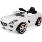 Baby Mix Elektrické autíčko Mercedes-Benz white