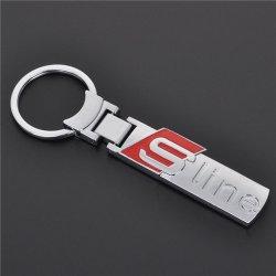 Přívěsek na klíče Audi S line kovová. Přívěšek ... fd7323a7480