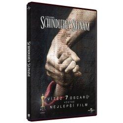 schindlerův seznam DVD