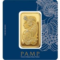 PAMP zlatý slitek 100 g