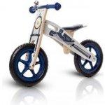 "KinderKraft Odrážedlo Runner Motorcycle 12"" modrá"