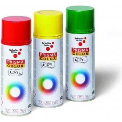 Schuller Eh'klar Prisma Color 91002 RAL 9005 Sprej černý lesklý 400 ml odstín černá