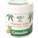 BC Bione Cosmetics Cannabis pleťový krém pro celou rodinu 260 ml