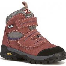 Olang Fox Kid Ciclamino dětská obuv na suchý zip 13fc16342f