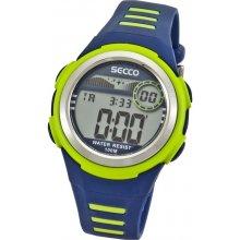 Digitální hodinky Secco - Heureka.cz 1b6bb937546