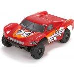 ECX RC auto Torment Short Course 4WD 1:18 RTR červený