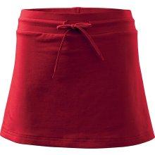 Adler dámská sportovní sukně červená