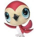 Hasbro Littlest pet shop Jednotlivá zvířátka H ptáček