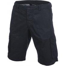 Alpine Pro blueBELL Pánské šortky MPAG168990 černé
