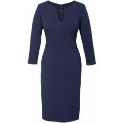 Esmara dámské business šaty navy modrá 767a6d9843