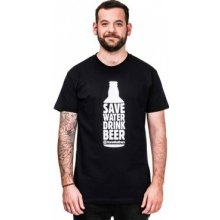Horsefeathers Save Water Black