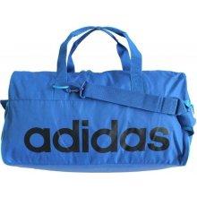 Adidas Sportovní tašky LIN PER TB M Modrá