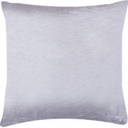 Xpose Povlak na polštář mikroflanel - světle šedá 40x40