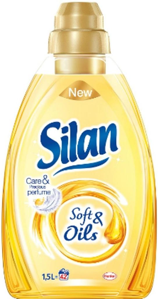 Silan aviváž folg Soft&Oils gold 1,5 l - 0