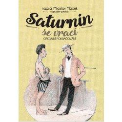 Saturnin se vrací - Macek Miroslav
