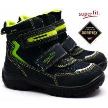 Superfit 3-09030-80 zimní boty SNOWCAT zelená 928c5a23f09