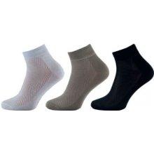 Novia dámské ponožky vyšší lem černá 6c64eb59bc