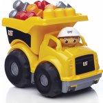 Mega Bloks Mega CAT Nákladní auto s kostkami 07887