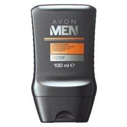 Avon Men Active Essentials balzám po holení 100 ml