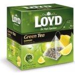 Loyd pyramida Green Lemon 20 x 1,7g