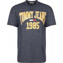 f34d9095713 Tommy Hilfiger tričko Tommy Jeans 1985 šedé