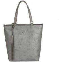 kabelka EGO 1665 stříbrná