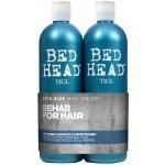 Tigi Bed Head Recovery Program Woman 750 ml Bed Head Recovery šampon + 750 ml Bed Head Recovery kondicionér dárková sada