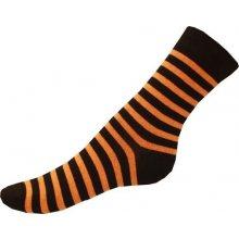 Gapo ponožky Elastik Pruh žlutá