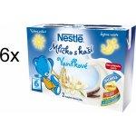 Nestlé mlíčko s kaší vanilkové 6x 2x200ml