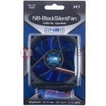Noiseblocker NB-BlackSilent Fan X1 80mm