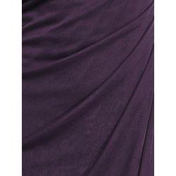 Ashley Brooke by heine večerní šaty s aplikacemi švestková ... 72a412b8cf