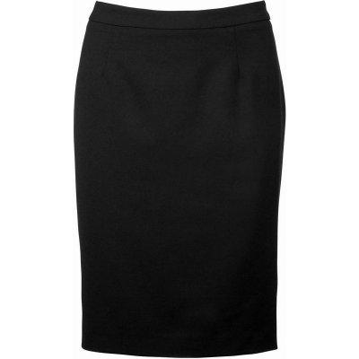 Kariban úzká pouzdrová sukně černá
