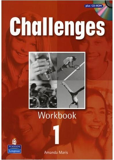Challenges 3 workbook ответы amanda maris