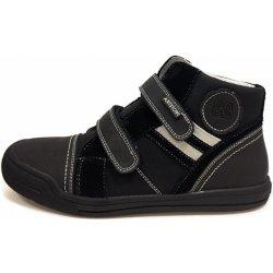 Dětská bota Protetika Fleo chlapecké kožené kotníkové boty black 41bf6f68c4