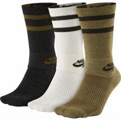 ba5ba2bfd88 NIKE SB PONOZKY. Nike Sb 3Ppk Crew Socks černá