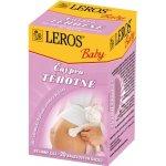 LEROS BABY Čaj pro těhotné ženy n.s.20 x 2 g