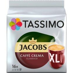 Tassimo Jacobs Krönung Café Crema XL 16 porcí