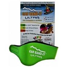 Neoprénová čelenka Ear Band-It Ultra zelená