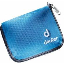 Deuter Sportovní peněženka Zip Wallet 2016 modrá