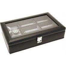 JKBox Black SP550-A25 šperkovnice