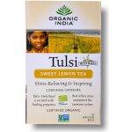 Organic India Tulsi sladký citron čaje 18 x 1.7 g