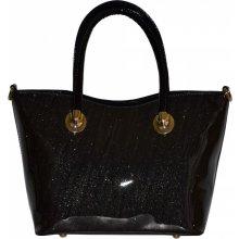 Gallantry třpytivá kabelka F1118 černá