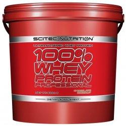Scitec 100% Whey Protein Professional 5000 g