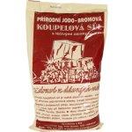 Salco Přírodní jódo-bromová koupelová sůl 1 kg