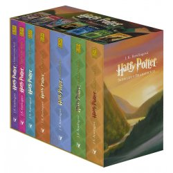 Harry Potter BOX 1 - 7 - J.K. Rowling
