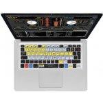 Magma Serato DJ/Scratch Live MacBook QWERTY